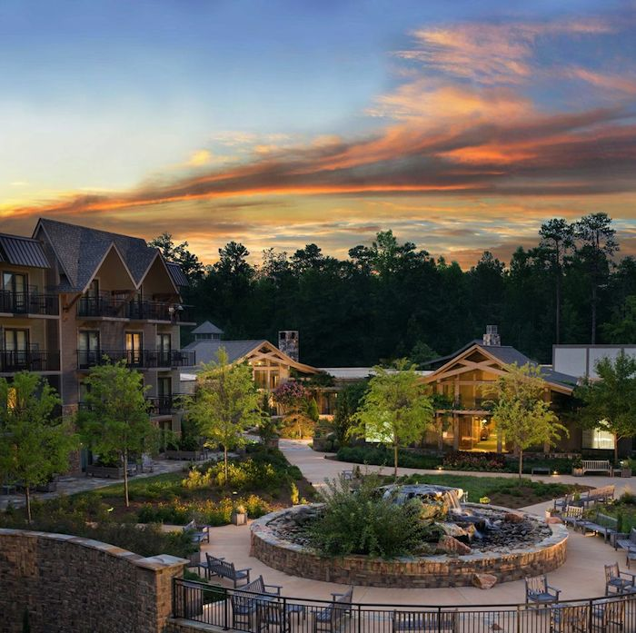 Southern Travel: The Lodge & Spa at Callaway Gardens