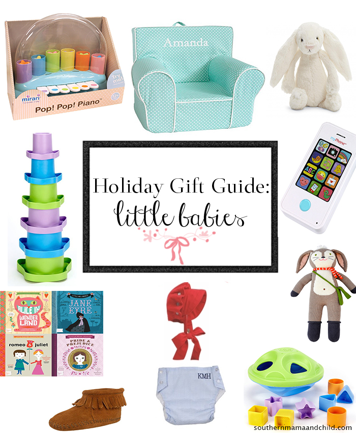 Little Babies Holiday Gift Guide