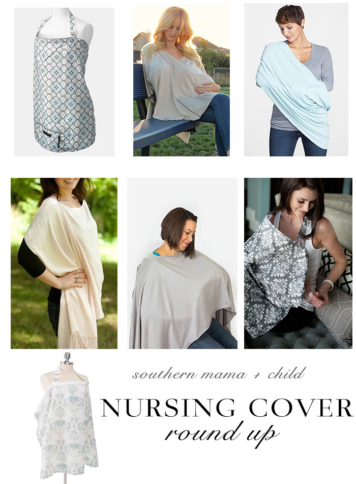 Nursing Cover Round Up