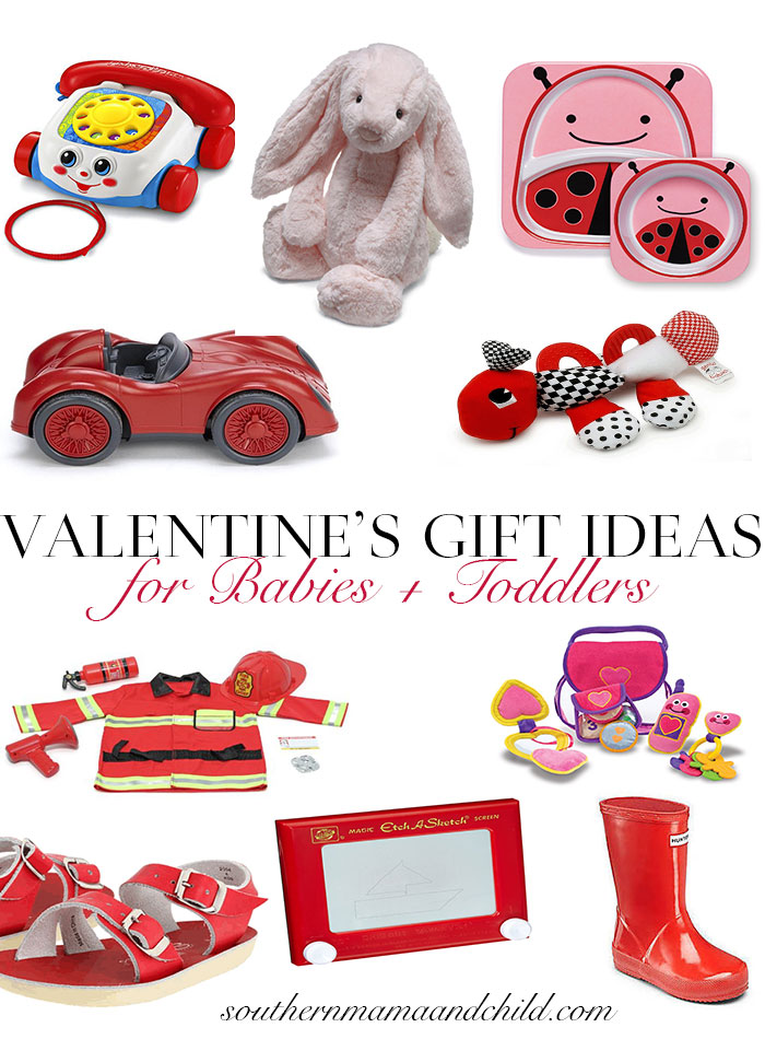 Valentine's Gift Ideas For Babies and Toddlers