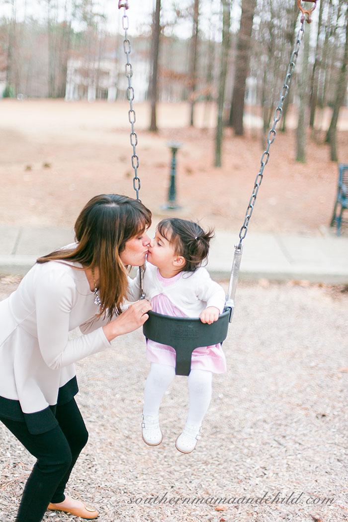 Mama+Mini: Sunday Park Style