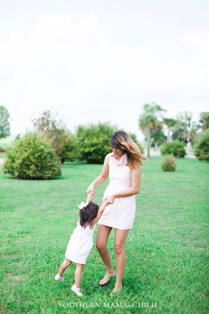 Mama + Mini Style: Camilyn Beth and Janie and Jack