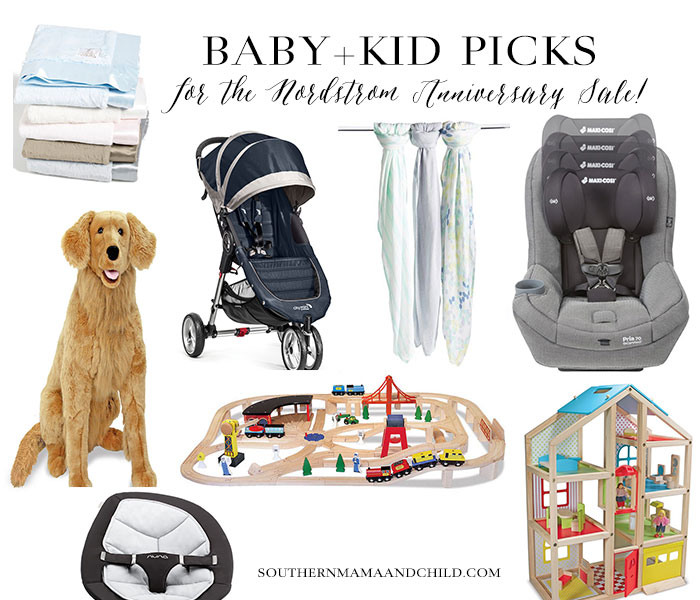 Kids + Baby Picks for the Nordstrom Anniversary Sale!