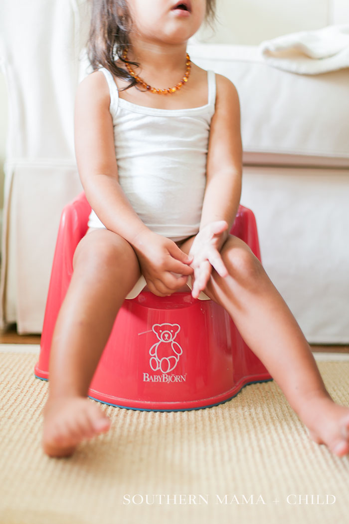 Toddler Potty Training: Our First 3 Days In