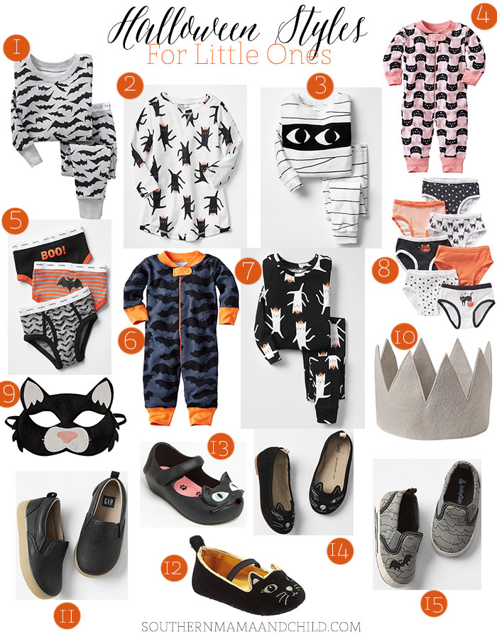 Halloween Styles for Little Ones