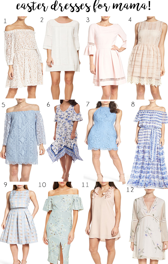 Easter Dresses for Mama