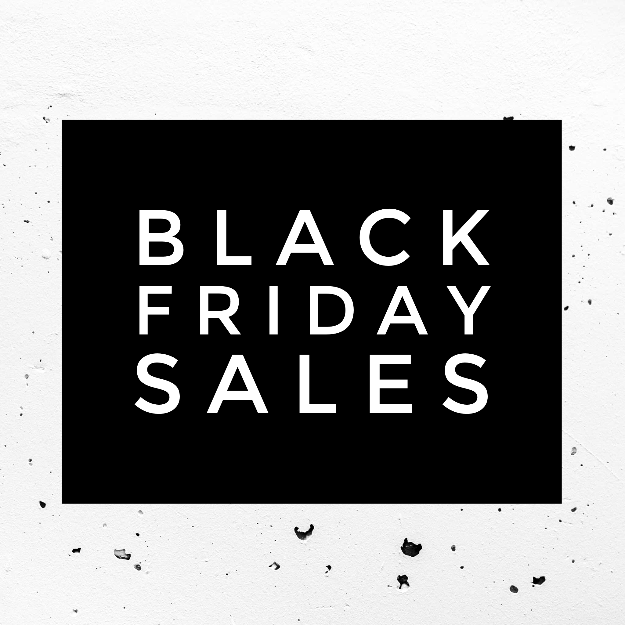 Black Friday Deals are here! Shop in-store and online NOW!