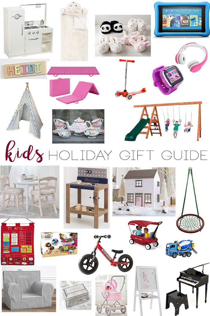 Holiday Gift Guide: The Kids