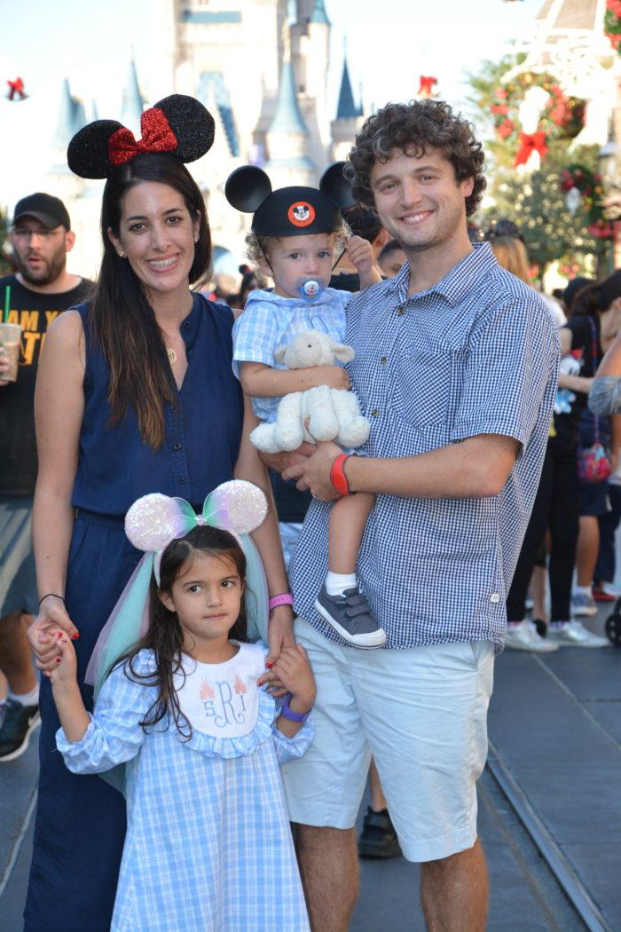 Our Christmas Disney Trip