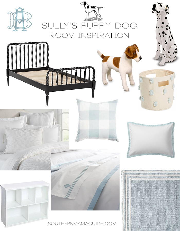 Sully's Little Boy Room Inspiration