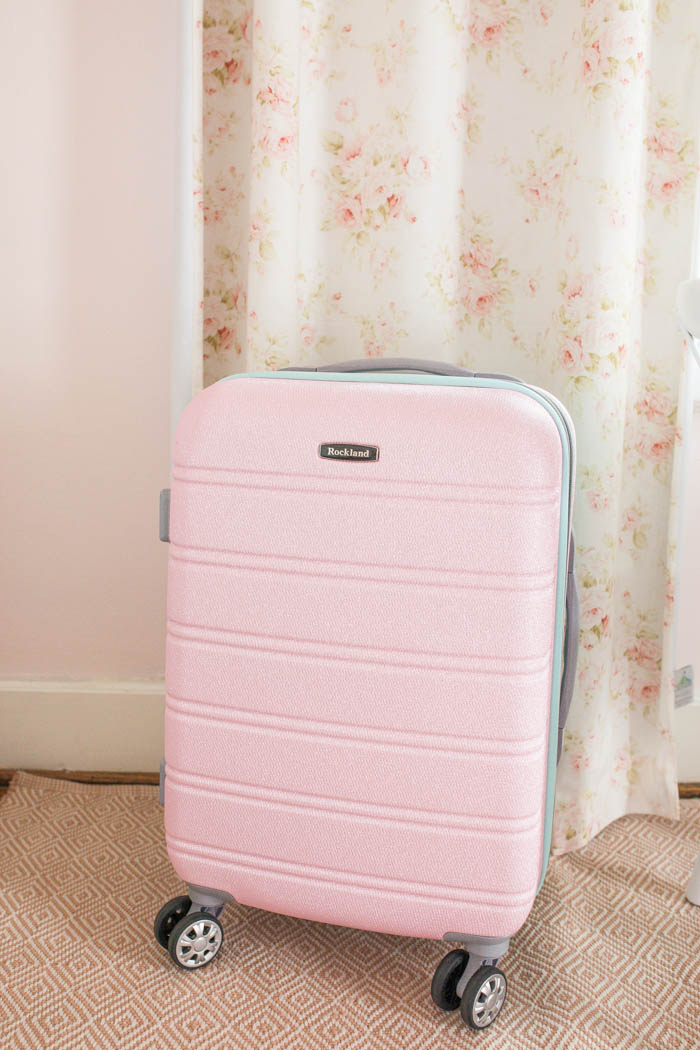 The Perfect Pink Carry On Suitcase