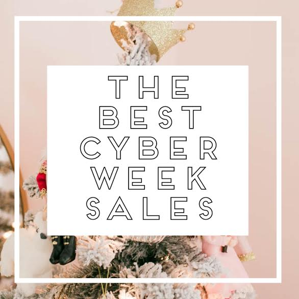 The Best Cyber Week Sales 2018