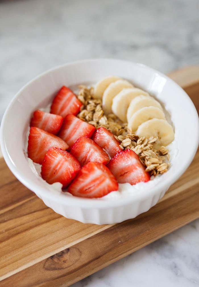 5 Healthy Yogurt Bowl Recipes with FAGE Greek Yogurt