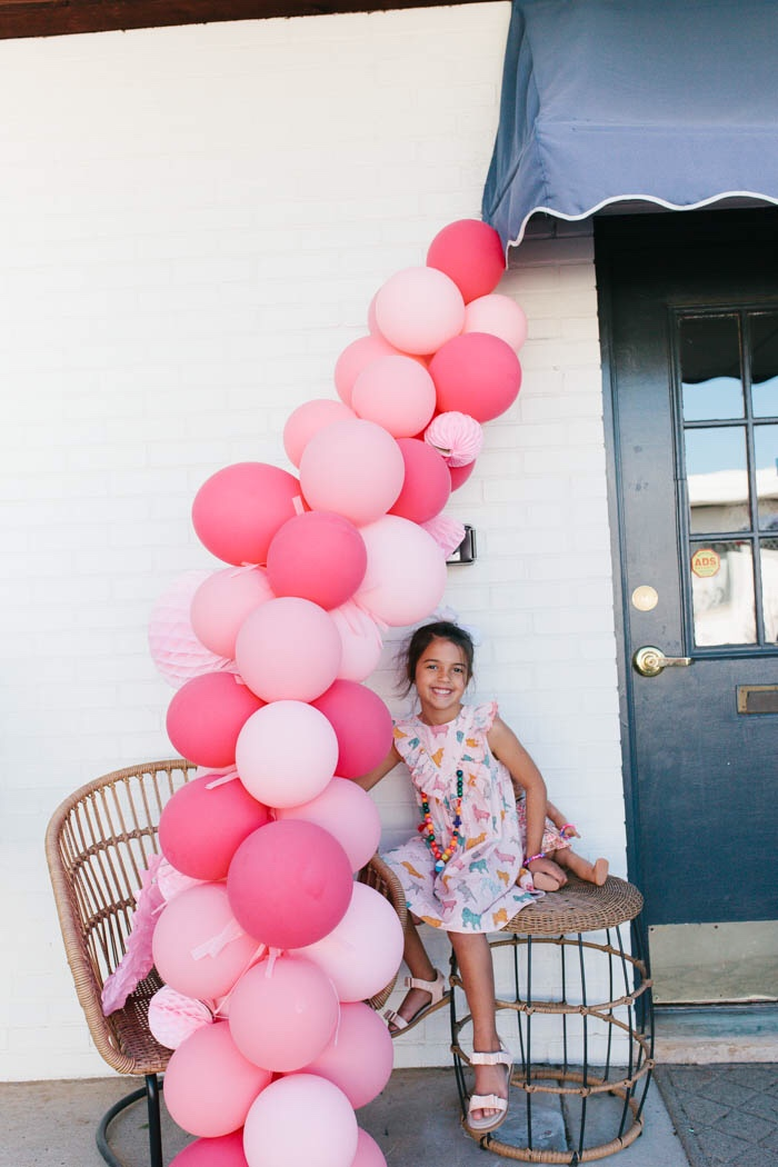 Scarlett's 6th Birthday Party | American Girl Doll + Jewelry Party